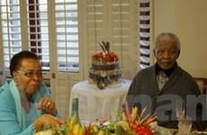 LHQ tôn vinh cựu Tổng thống Nam Phi Mandela
