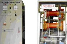 Chế tạo thiết bị sản xuất chất khử trùng, xử lý nước