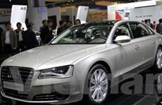Xe hơi nhập từ Đức giữ vị trí quán quân ở Hàn Quốc