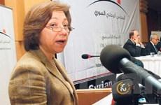 Syria: Thêm một nhân vật chủ chốt rời nhóm đối lập
