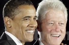 """Bill Clinton - """"Vũ khí giá trị nhất"""" của ông Obama?"""