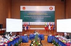 Quan chức cấp cao ASEAN bàn về phúc lợi xã hội