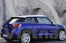 Tin thêm về mẫu xe Paceman crossover ba cửa mới