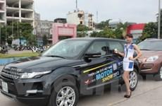 Roadshow 2012 náo nhiệt các đường phố tại Hà Nội