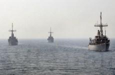 Mỹ và đồng minh tập trận quy mô lớn ở Vùng Vịnh