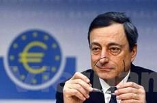 Chủ tịch ECB tỏ ra lạc quan về triển vọng Eurozone