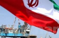 Hàn Quốc nối lại việc nhập khẩu dầu thô của Iran