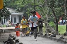 Đoàn Quân đội vô địch Giải việt dã leo núi Yên Tử