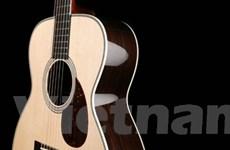 Lần đầu tổ chức thi guitar cổ điển chuyên nghiệp