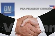 GM và PSA cùng hợp tác phát triển bốn dự án ôtô