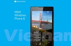 Hãng Microsoft chính thức ra mắt Windows Phone 8