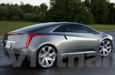 GM sản xuất Cadillac ELR tại nhà máy Hamtramck