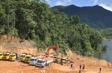 Lãng phí lớn ở các nhà máy thủy điện Quảng Ngãi