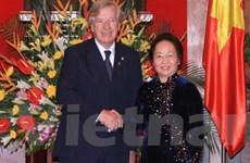 Việt Nam muốn hợp tác nhiều mặt với Đông Uruguay