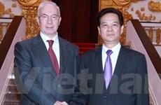 Việt Nam-Ukraine tạo thuận lợi cho doanh nghiệp
