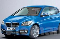 BMW sẽ phát triển mẫu xe truyền động bánh trước