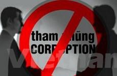 Phát động chương trình sáng kiến chống tham nhũng