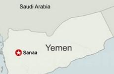Nổ kho vũ khí ở Yemen làm nhiều người bị thương