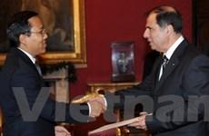 Tăng cường quan hệ hợp tác giữa Việt Nam và Malta