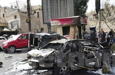 Nhóm nổi dậy liên kết với al-Qaeda đánh bom ở Syria