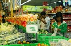 Giá thực phẩm tăng trở lại trong hơn một tuần qua