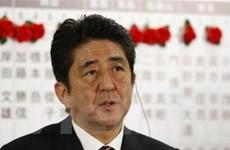 Lãnh đạo Nhật-Mỹ tiến hành hội đàm đầu năm 2013