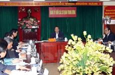 Đảng ủy Khối cơ quan TW thực hiện Nghị quyết TW 4
