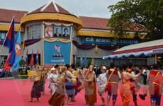 Campuchia: Míttinh trọng thể kỷ niệm chiến thắng 7/1