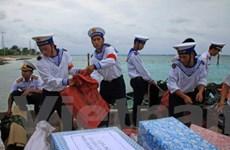 Những người lính giữ biển đặc biệt tại Trường Sa