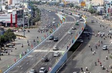 TP Hồ Chí Minh khánh thành hai cầu vượt bằng thép