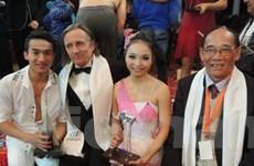 Việt Nam đoạt huy chương bạc Liên hoan xiếc TBN