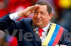 Điện chia buồn Tổng thống Hugo Chavez qua đời