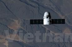 Tàu SpaceX đã hoàn thành sứ mệnh tiếp tế cho ISS