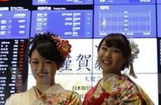 Chỉ số Nikkei lập kỷ lục mới sau gần nửa thập kỷ
