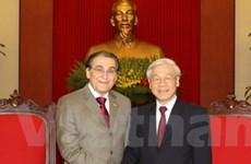 Tăng cường hợp tác giữa Đảng Cộng sản VN và Brazil