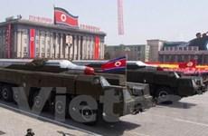 Nhật nằm trong tầm ngắm vũ khí hạt nhân Triều Tiên
