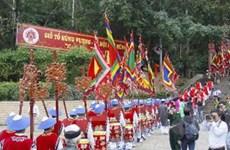Lễ hội Đền Hùng năm 2013: Linh thiêng nguồn cội