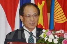 ASEAN thúc đẩy giải quyết hòa bình vấn đề Biển Đông