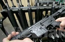 Thượng viện Mỹ sẽ thảo luận dự luật kiểm soát vũ khí