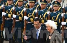 Trung Quốc-Iceland ký Hiệp định thương mại tự do