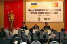 Việt Nam và Ukraine thúc đẩy hợp tác nhiều lĩnh vực