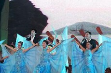Quảng Ninh: Khai mạc Lễ hội Carnaval Hạ Long 2013