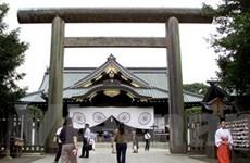 Bộ trưởng thứ tư trong Nội các Nhật thăm Yasukuni