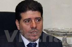 Thủ tướng Syria thoát chết trong vụ nổ xe khủng bố