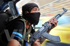 Syria chặn mưu đồ tập kích các căn cứ không quân