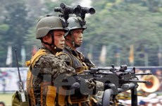 Philippines ban bố tình trạng báo động cao nhất
