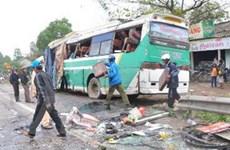 Bình Thuận: 7 người thiệt mạng vì tai nạn giao thông