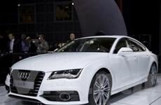 Audi sẽ thử nghiệm mẫu A7 chạy bằng hydrogen