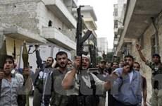 Nhà Trắng tiến hành cuộc họp bất thường về Syria