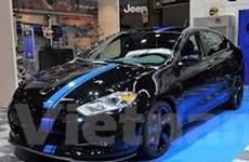 Mẫu xe Mopar'13 Dart mới có giá từ 25.485 USD